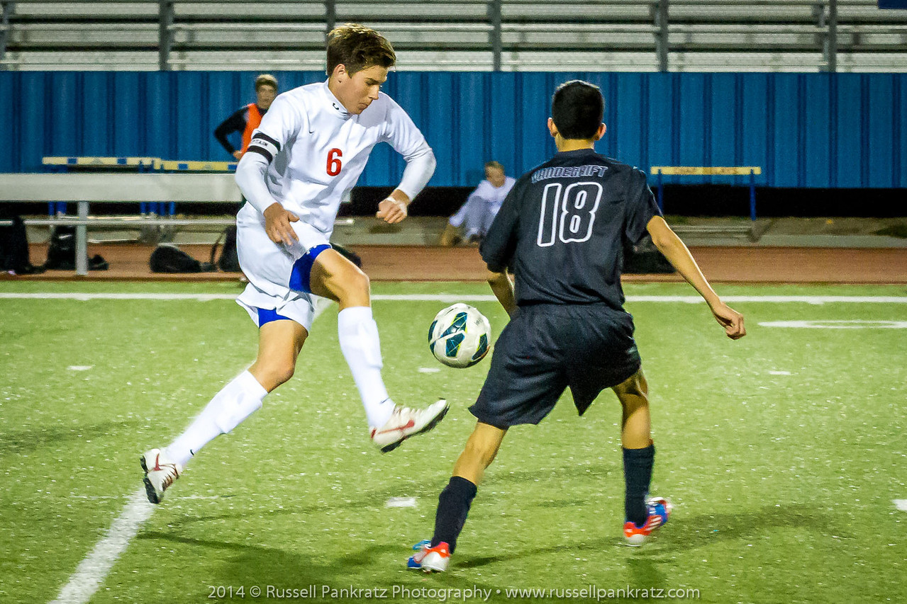 20140121 Boys Varsity Soccer vs Vandegrift-31