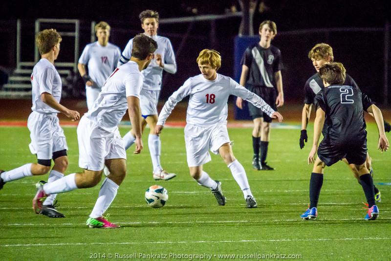 20140121 Boys Varsity Soccer vs Vandegrift-57