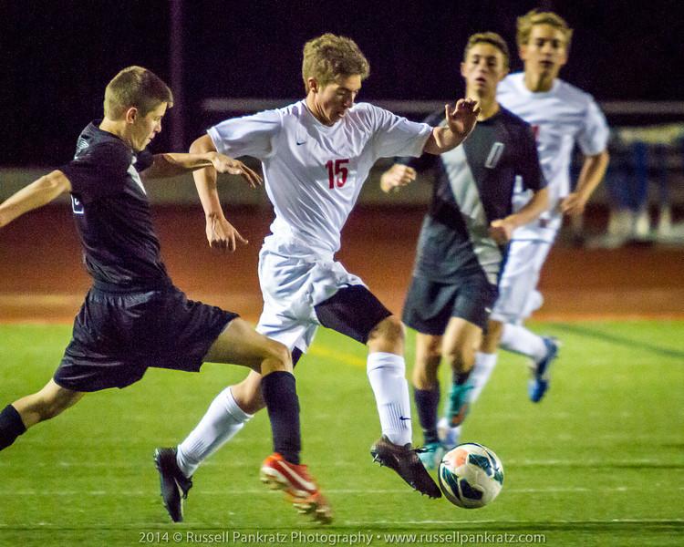 20140121 Boys Varsity Soccer vs Vandegrift-56