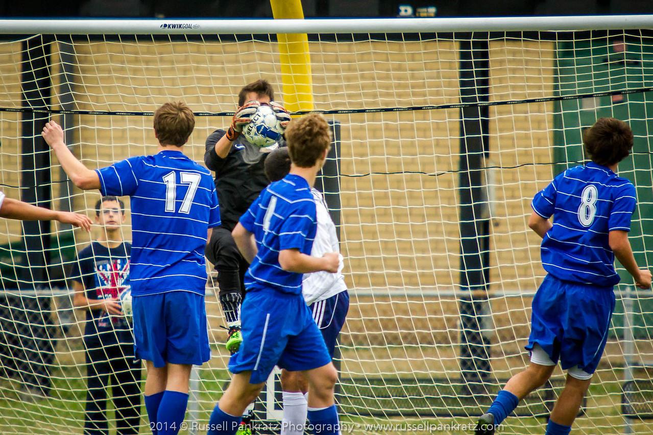 20140201 Chaps boys varsity vs  Akins--93