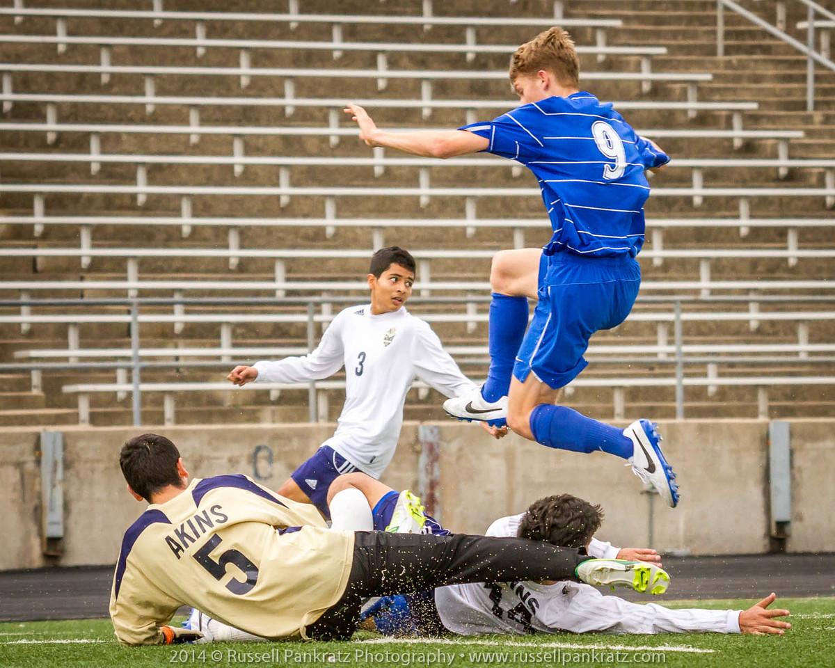 20140201 Chaps boys varsity vs  Akins--45