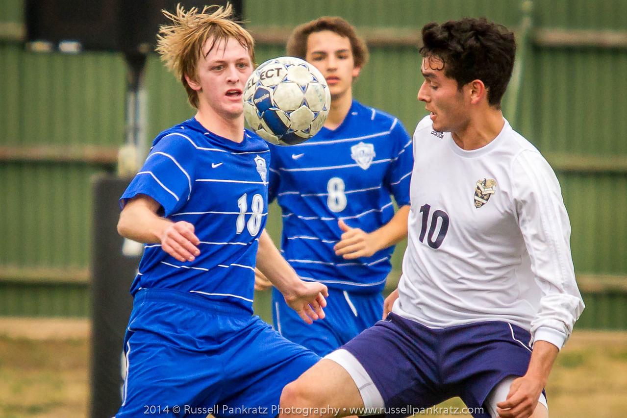 20140201 Chaps boys varsity vs  Akins--24