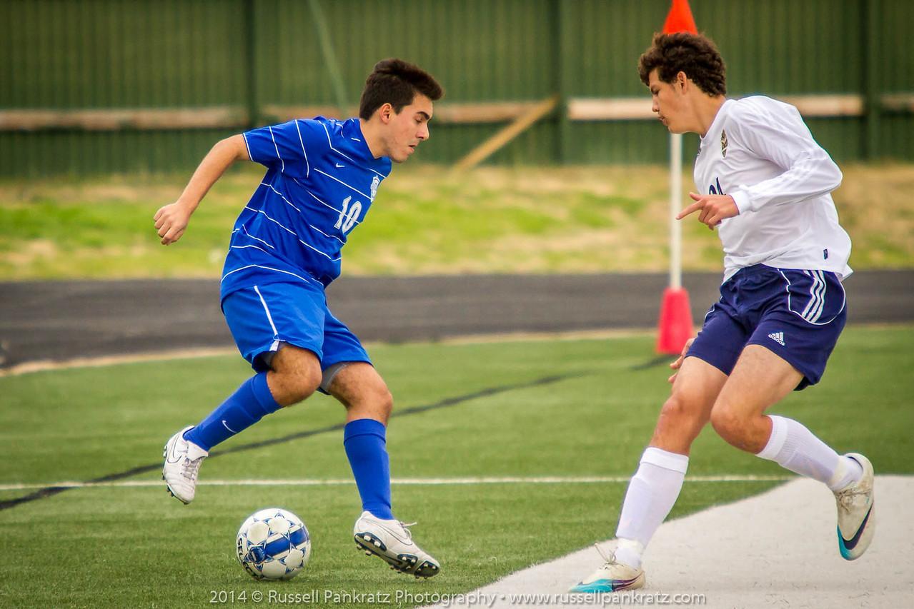 20140201 Chaps boys varsity vs  Akins--8