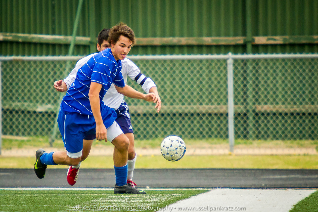 20140201 Chaps boys varsity vs  Akins--98