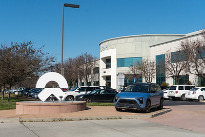Nio Chinese Self-Driving Car Company Silicon Valley Offices