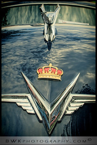 Chrysler Imperial-Blue #1