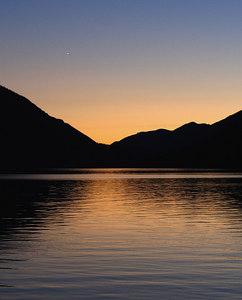 Lake Cresant - Olympic Penninsula - Fall 2005