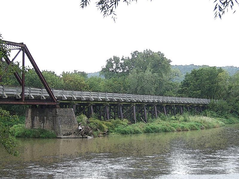 Lanesboro bridge