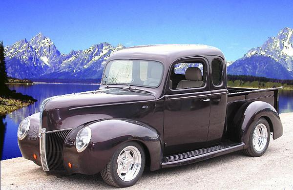 Gary's Truck