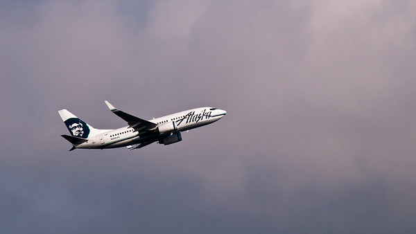 Alaska Air Lines