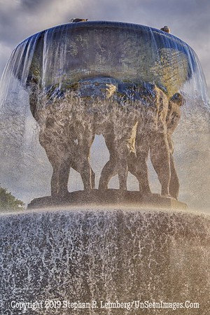 Fountain 20110811_9732_HDR
