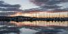 Marina sunset, Anacortes