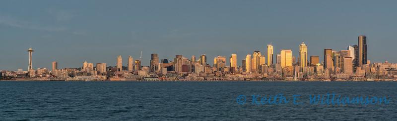 Seattle Skyline - 6