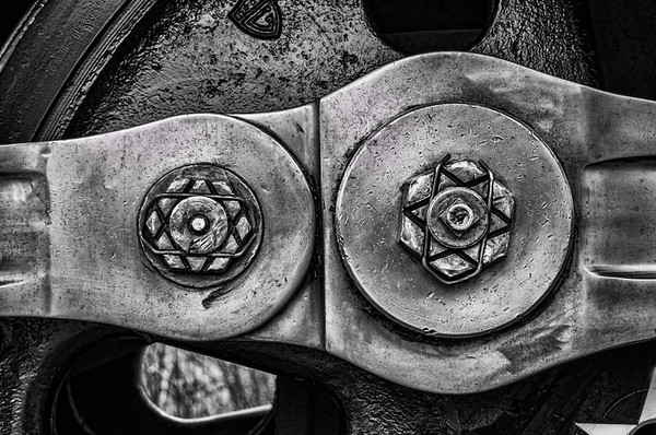 Train Wheels II