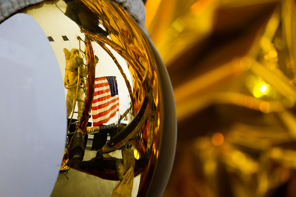 Reflections of Apollo 11