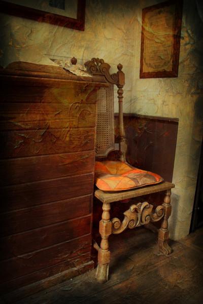 Grandma's Sitting Area