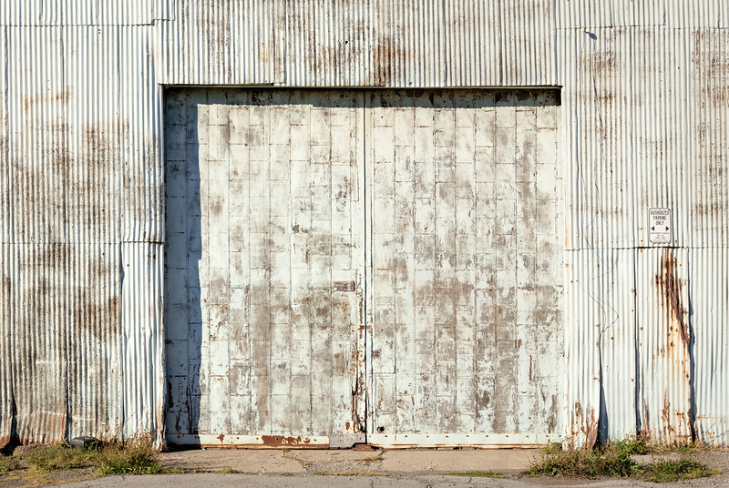 Industrial Door Pano 2016
