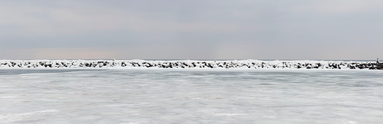 Ice and Breakwater 2015