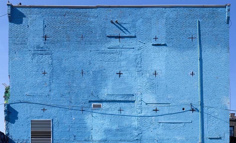 Blue Wall 2016
