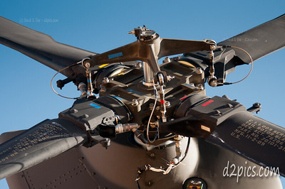 HH-60M Blackhawk rotors