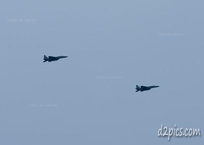 F-15 Over Denver