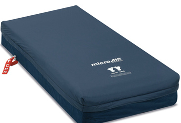 ALTERNATING PRESSURE MATTRESS Invacare MicroAIR inflatable mattress - with 10 LPM Compressor - gives circulation around the clock (helps avoid bed sores and more)  http://invacare.com/cgi-bin/imhqprd/inv_catalog/prod_cat_detail.jsp?prodID=MA51  (used less than a year) (new in the U.S. - $1,614 [not including shipping to CR & customs)  $1,000-c  LOCATED: Palmares  See OTHER Used MEDICAL EQUIPMENT for Sale at: <br> http://LivingLifeInCostaRica.blogspot.com/2015/01/MedicalEquipmentForSaleCR.html   CONTACT:  <br> GarageSalesInCostaRica@gmail.com