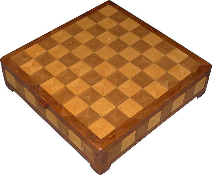 CBox Elm-Ash-Cedar<br /> Elm-Ash and Cedar Chess Box