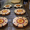 Getting a Couple Lazy Susan's Back in Stock.<br /> I have always liked the bright colors of some wood. But even the brown tones are pretty in their own way.