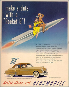 Make A Date With A Rocket 88