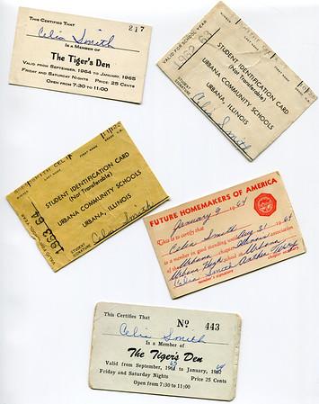 Urbana ID cards