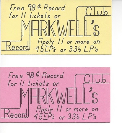 Markwells Record Club