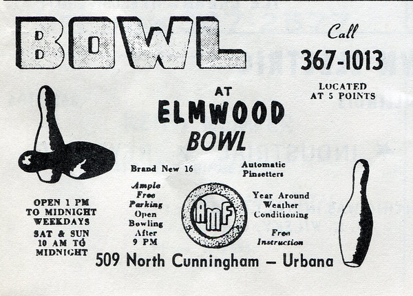 Elmwood Bowl
