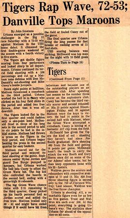 Tigers Rap Wave