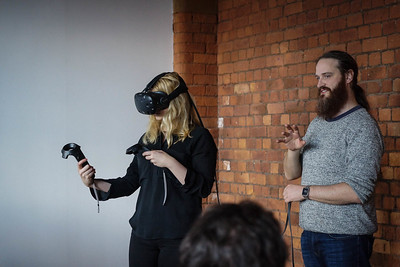 Intro to VR - TDC MCR