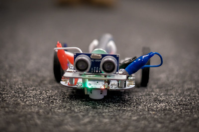 TDW16 Workshop: Little Robots