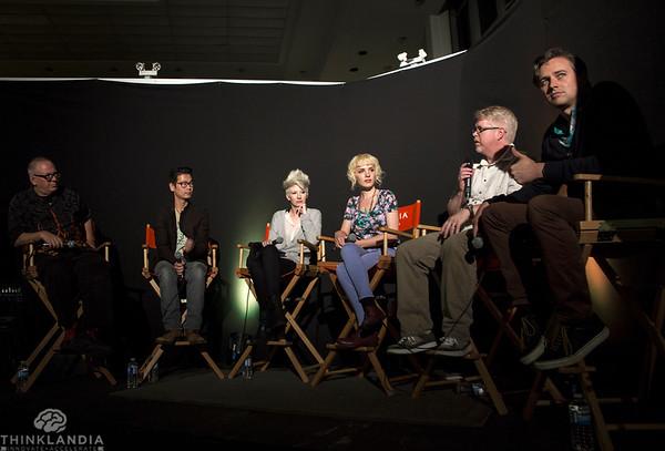 Panel by Panel HQ Venue ~john carlow