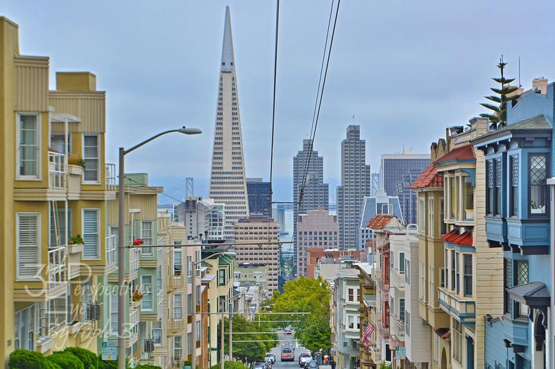 San Fran Stoppage - San Francisco, CA - USA