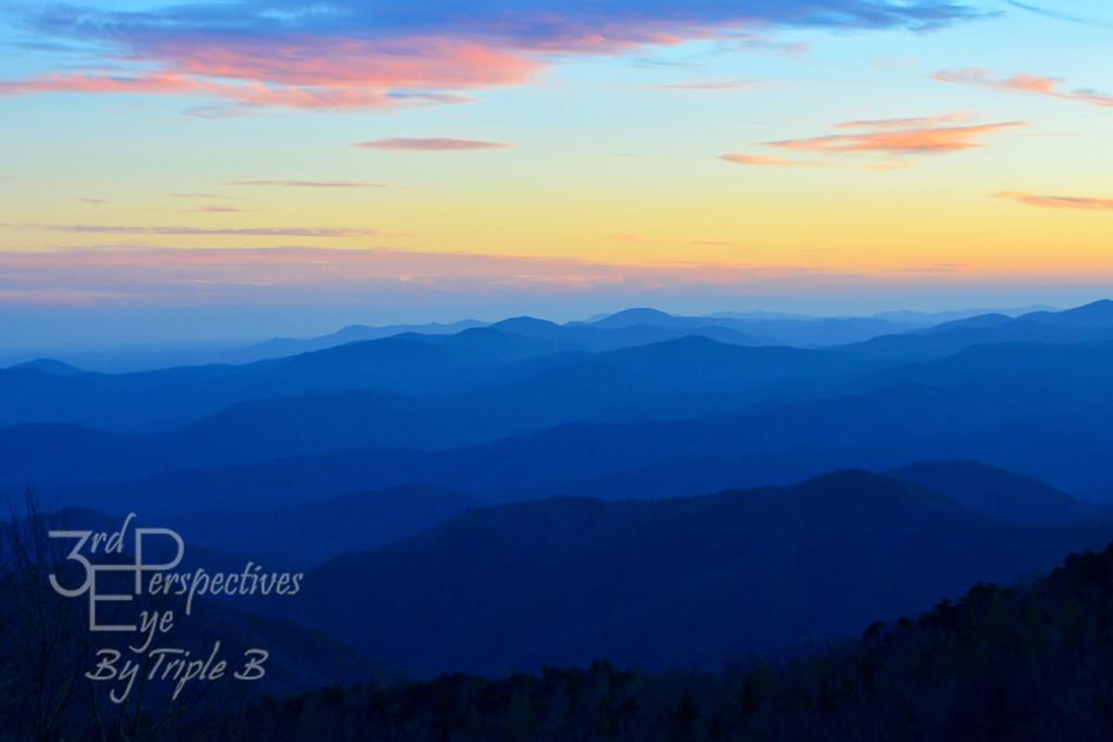 Blue Mountain Majesty - North Carolina, USA