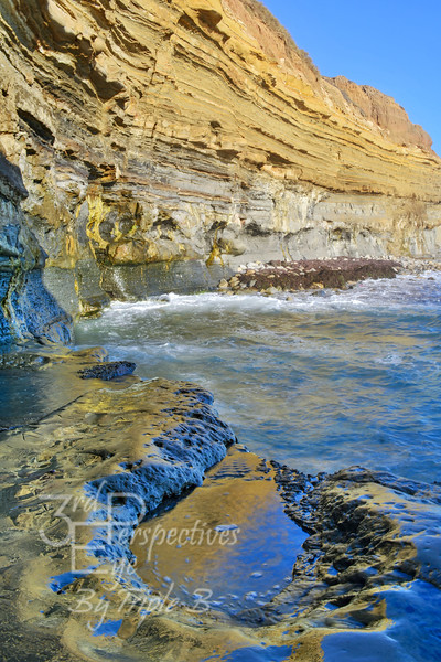 Colorful Cove - Sunset Cliffs, CA
