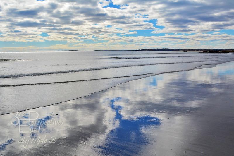 Mesmerized in Maine - Higgins Beach, ME