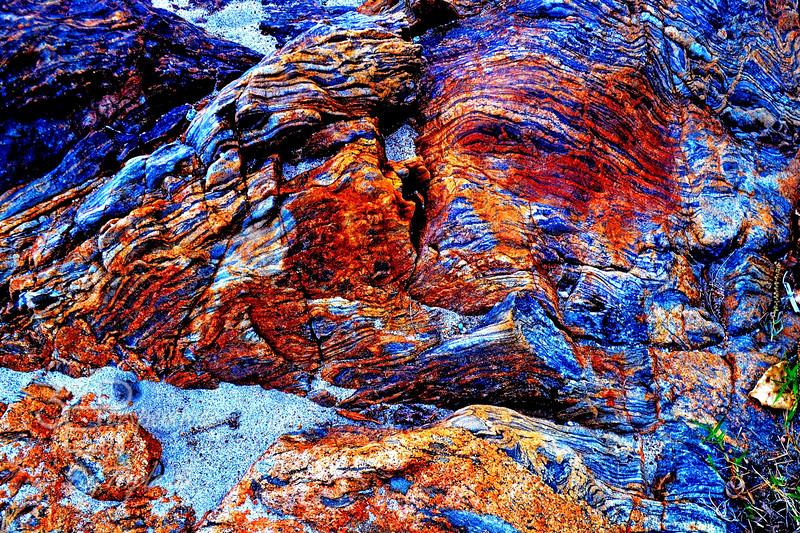 Mother Nature's Mural - Temecula, California - USA