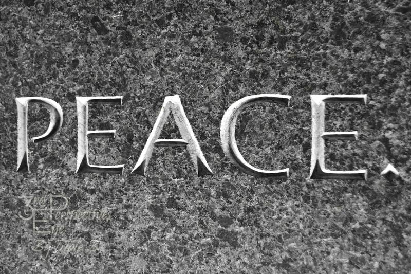 Peace - Washington DC, USA