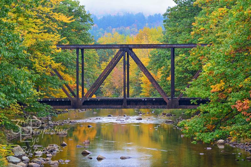 Fall Fascination - Glen, New Hampshire - USA