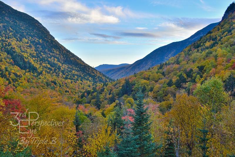 Top Notch - White Mountains, New Hampshire - USA