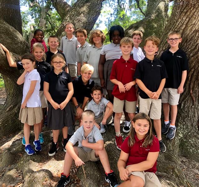 Mrs Renton's 3rd Graders