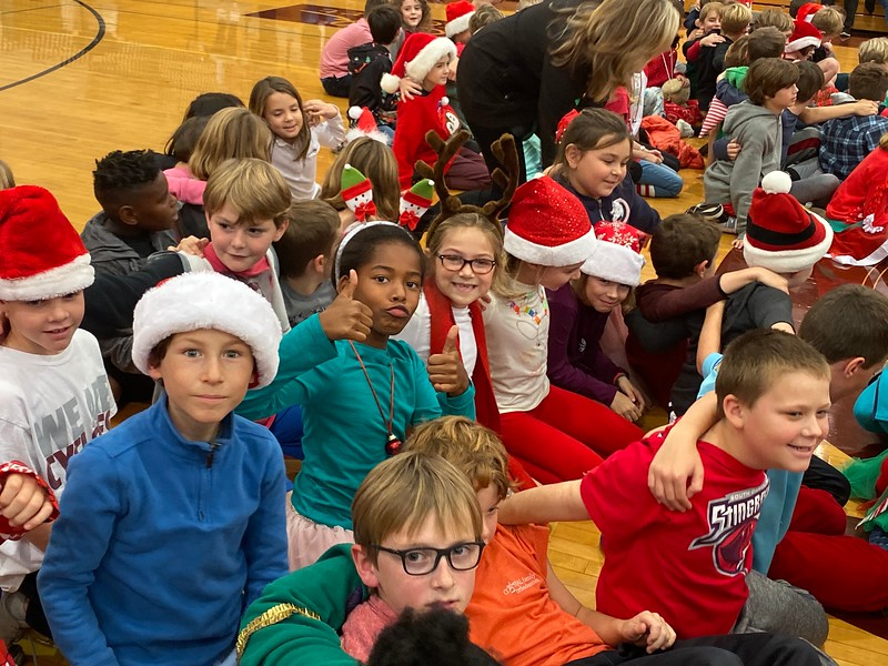 Christmas Assembly