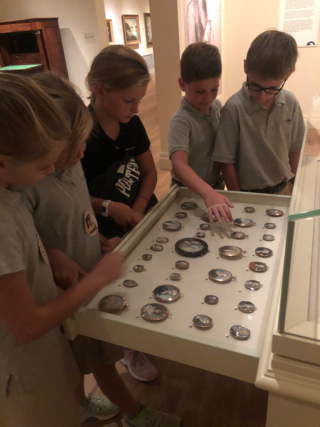 Field Trip to Gibbes Museum