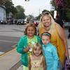 Linda Fitz and kids.