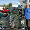 OSCAR HAYES AND HIS VERY RARE DODGE DE SOTO WITH A HAYES BODY !