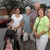 Gretchen Martin Millard, John Martin, ?, Diane Martin and Sandy